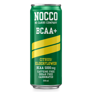 NOCCO BCAA + 330 ml caribbean