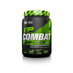 MusclePharm Combat 100% Whey 2270 g vanilka