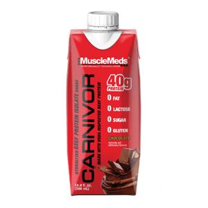 MuscleMeds Carnivor RTD 500 ml čokoláda