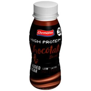 Ehrmann Proteínový nápoj 250 ml čokoláda