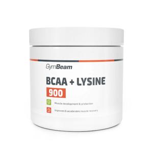 GymBeam BCAA + Lyzín 900 300 tab.