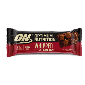Optimum Nutrition Whipped Protein Bar 60 g čokoláda karamel