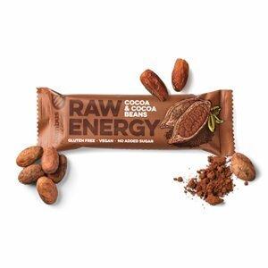 BOMBUS Raw energy 50 g salty caramel & peanuts