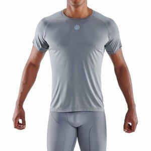 SKINS Kompresné tričko Series-3 Grey  L
