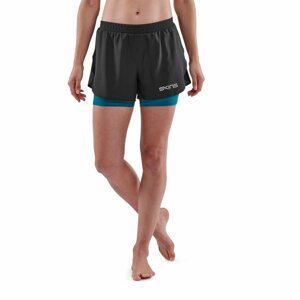 SKINS Dámske šortky X-Fit Series-3 Black  XL