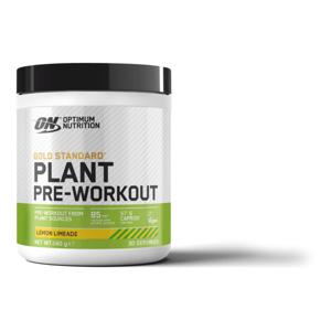Optimum Nutrition Gold Standard Plant Pre-Workout 240 g citrónová limonáda