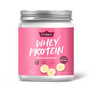 GYMQUEEN Whey Proteín 500 g banán