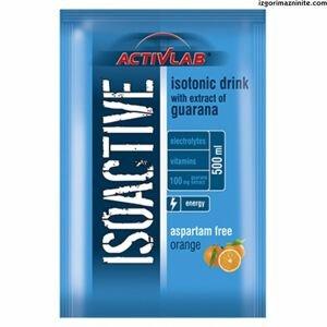 ACTIVLAB Iso Active 20 x 31,5 g broskyňa ľadový čaj