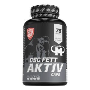 Mammut Nutrition Spaľovač tukov CSC Fat Active Caps 150 kaps.
