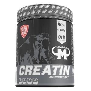 Mammut Nutrition Kreatin Monohydrat Powder 550 g
