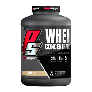 ProSupps Proteín Whey Concentrate 2270 g vanilka