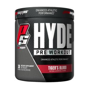 ProSupps Predtréningový stimulant Hyde Pre Workout modrá malina