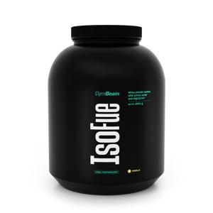 GymBeam IsoFue 2000 g vanilka