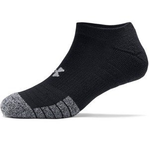 Under Armour Ponožky Heatgear NS Black  XL
