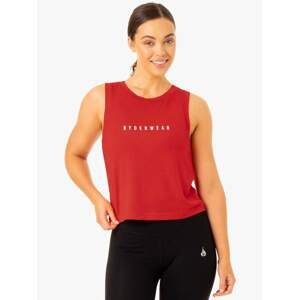 Ryderwear Dámske tielko Replay Red  XS