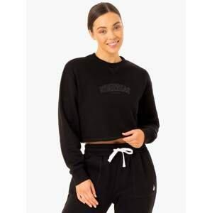 Ryderwear Dámska mikina Ultimate Fleece Black  S