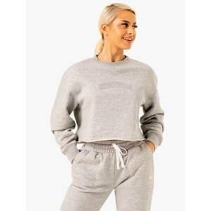 Ryderwear Dámska mikina Ultimate Fleece Grey  L