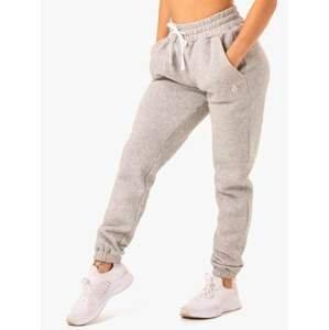 Ryderwear Dámske tepláky Ultimate High Waisted Grey  XS