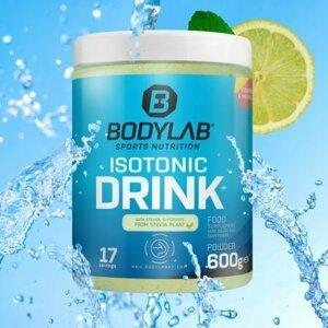 Bodylab24 Izotonický nápoj 600 g citrón