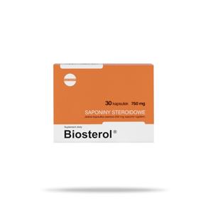 Biosterol - Megabol 30 kaps.