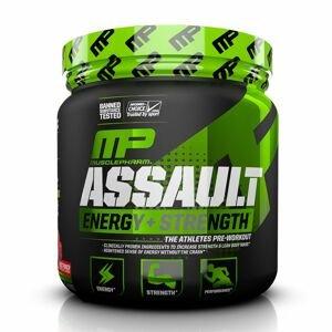 MusclePharm Assault Sport 345 g zelené jablko