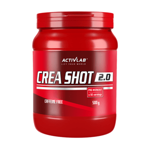 ActivLab Crea Shot 2.0 20 x 20 g citrón