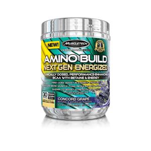 MuscleTech Amino Build Next Gen Energized 280 g ovocný punč