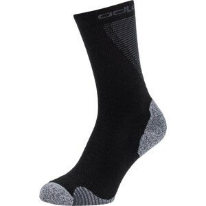 Ponožky Odlo Socks crew ACTIVE WARM RUNNING