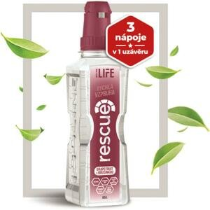 Nápoj Isoline RESCUE grapefruit with cranberry  500 ml
