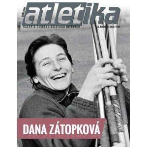 Časopis Top4Running Časopis Atletika - 1/2020