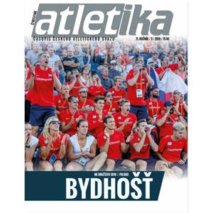 Časopis Top4Running Časopis Atletika - 3/2019
