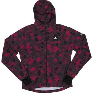 Bunda s kapucňou Saysky Camo Pace Jacket