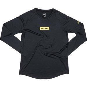 Tričko s dlhým rukávom Saysky Earned Pace LS