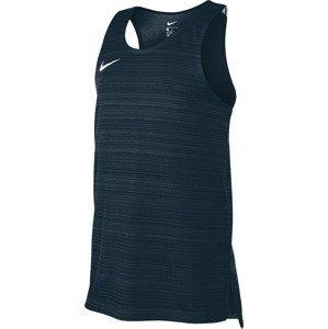 Tielko Nike Youth  Stock Dry Miler Singlet