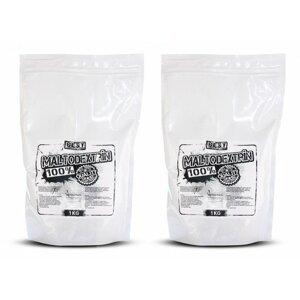 1+1 Zadarmo: Maltodextrín od Best Nutrition 1,0 kg + 1,0 kg