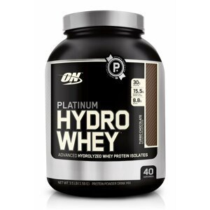 Platinum Hydrowhey - Optimum Nutrition 1590 g Čokoláda