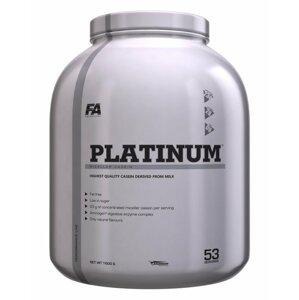 Platinum Micellar Casein - Fitness Authority 1,6 kg Čokoláda