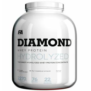 Diamond Hydrolysed Whey Protein - Fitness Authority 2270 g Vanilla