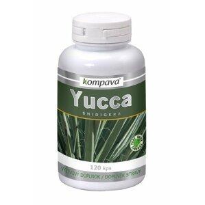 Yucca Shidigera - Kompava 120 kaps