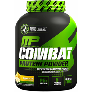 Combat Protein Powder - Muscle Pharm 1800 g Triple Berry