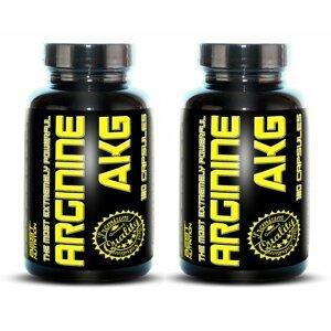 1+1 Zadarmo: Arginine AKG od Best Nutrition 120 kaps + 120 kaps