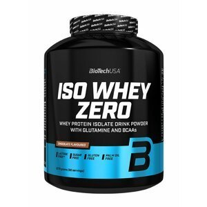 ISO Whey ZERO - Biotech USA 500 g sáčok Popcorn