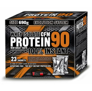 Protein 90 - Vision Nutrition 690 g Mix