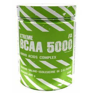 Xtreme BCAA 5000 od Fitness Authority 400 g Cranberry