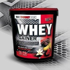 Whey Gainer - Vision Nutrition 2,25 kg Jahoda