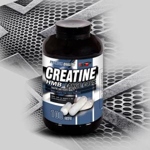 Creatine HMB - Vision Nutrition 100 kaps.