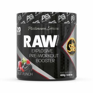 Raw Intensity - All Stars 400 g Fruit Punch