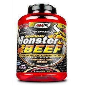 Anabolic Monster Beef - Amix 1000 g Vanilka-limetka