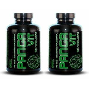 1+1 Zadarmo: Panga Vit od Best Nutrition 250 tbl. + 250 tbl.