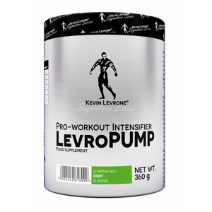 Levro Pump - Kevin Levrone 12 g (1dávka) Blackcurrant